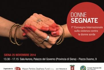 Donne segnate: convegno internazionale a Siena