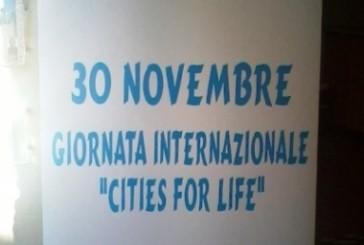 """Poggibonsi è """"città per la vita, città contro la pena di morte"""""""