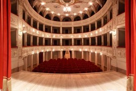 Al via la prima stagione del teatro Pinsuti di Sinalunga firmata Fonderia Cultart