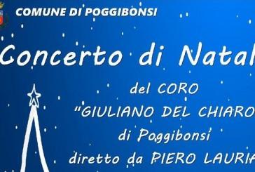 Auguri di Natale in musica con la Corale Giuliano Del Chiaro