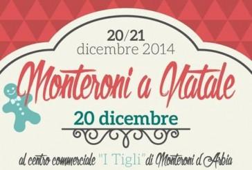 Monteroni a Natale: arriva il mercato di Forte dei Marmi