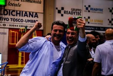 Scaramelli chiede alla città di stringersi al Chiusi Volley