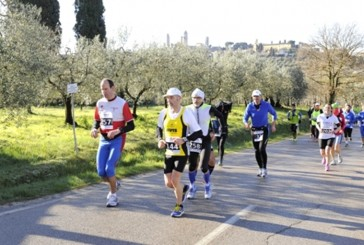 Siena prepara l'accoglienza agli ultramaratoneti