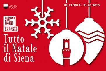 Tutto il Natale di Siena: l'ultimo sabato del cartellone