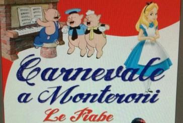Il carnevale a Monteroni parla il linguaggio delle fiabe