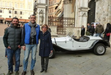 """Inaugurata la mostra """"Siena, motori, piloti, passioni… 2.0"""""""