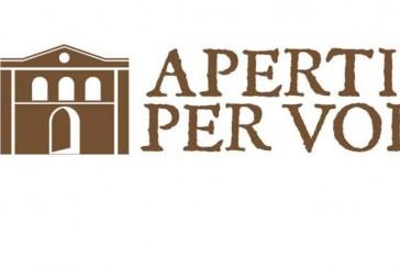"""""""Aperti per voi"""" arriva in Toscana. E parte da Siena"""