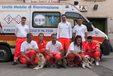 PA Colle: al via il corso di primo livello per soccorritori volontari