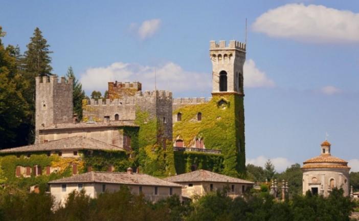 Apertura straordinaria e visita guidata al Castello di Celsa