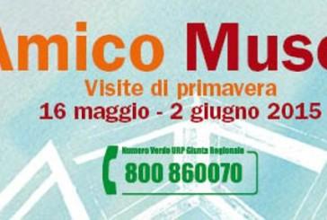 Amico Museo, con Fondazione Musei Senesi  tanti appuntamenti nelle Terre di Siena