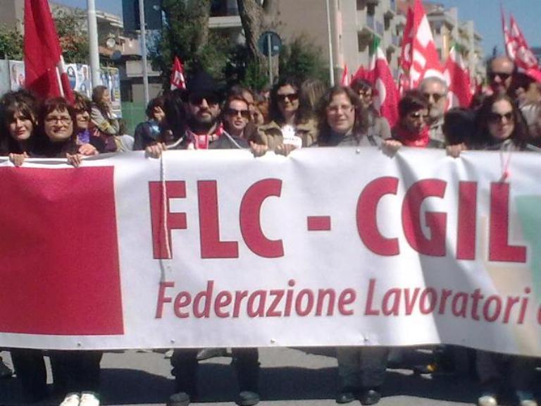 La FLC CGIL incontra a Sarteano i candidati alle regionali
