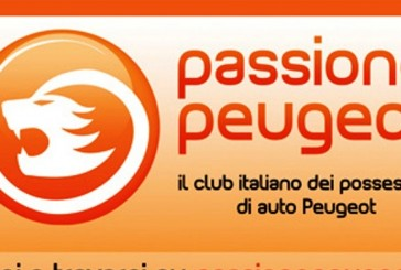 Passione Peugeot organizza il suo 24° Raduno Nazionale