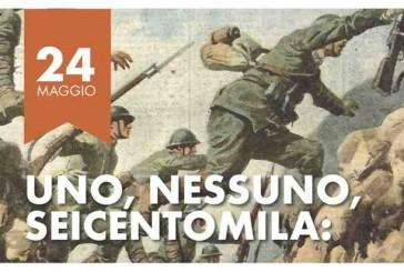 """""""Uno, nessuno, seicentomila"""": Siena e il centenario della Grande Guerra"""