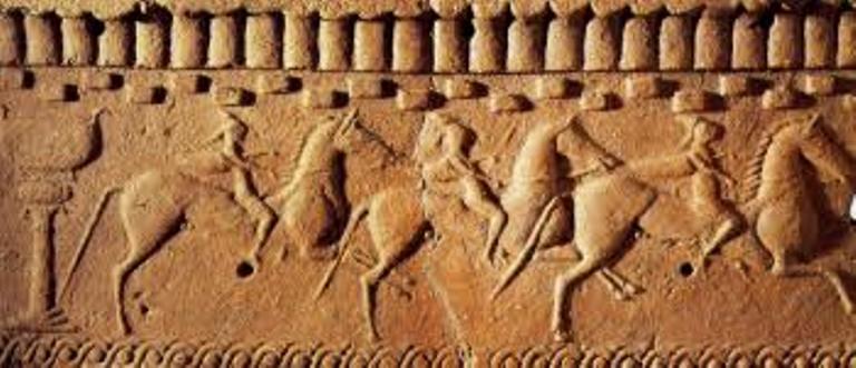 """Al festival Bluetrusco """"I cavalli, il Palio di Siena e gli Etruschi"""""""