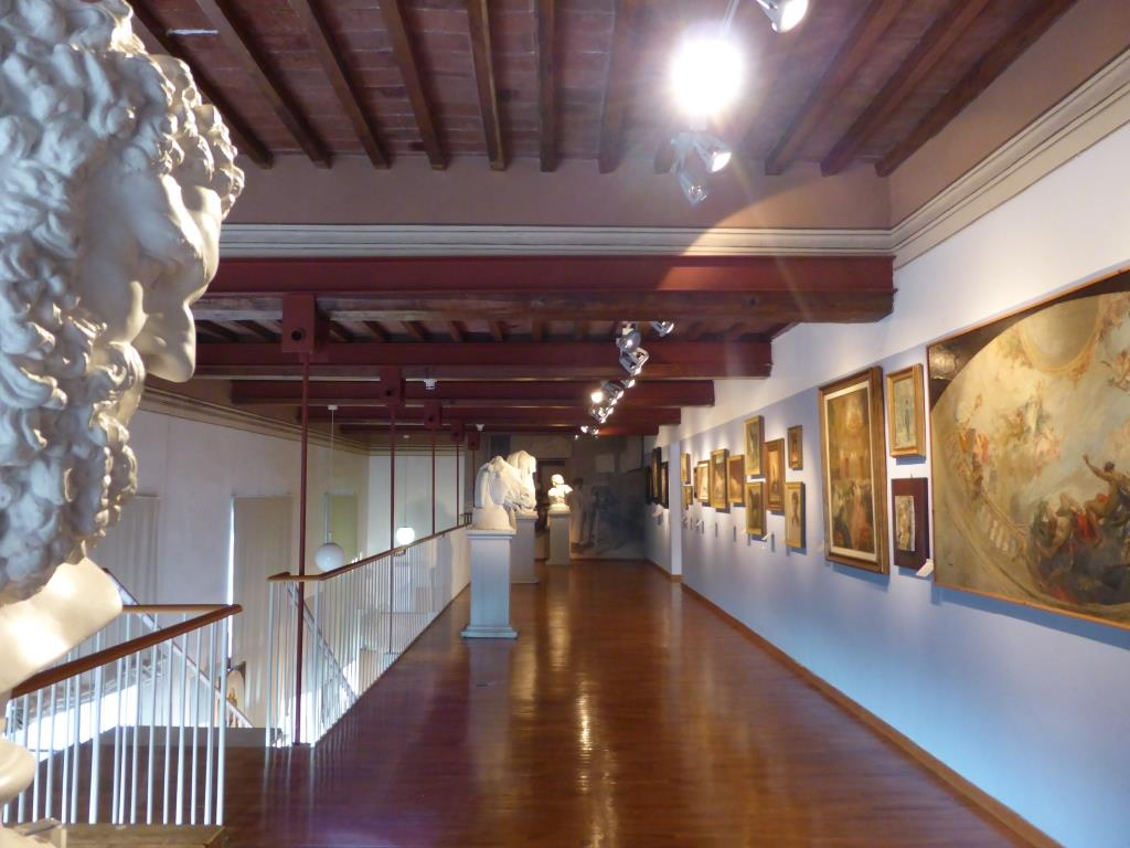 Asciano: in 200 alle visite serali nei due musei locali