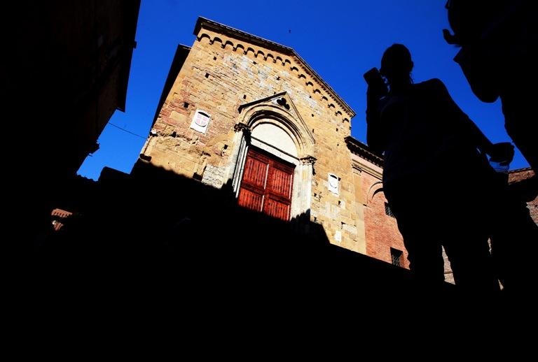 #SienaFrancigena apre ai pellegrini la Chiesa di San Pietro alla Magione