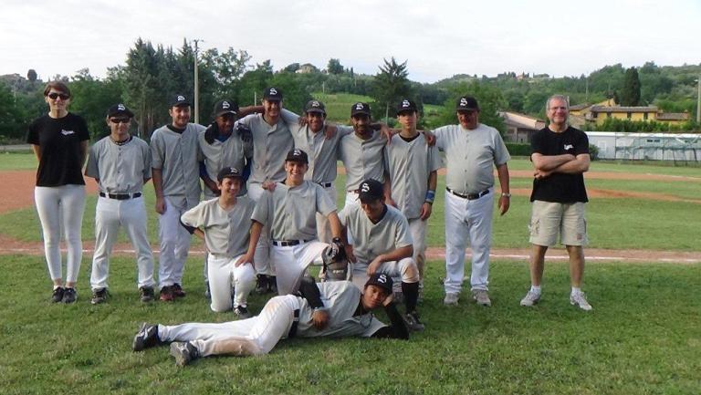 Baseball serie C: tre vittorie su tre partite per Siena