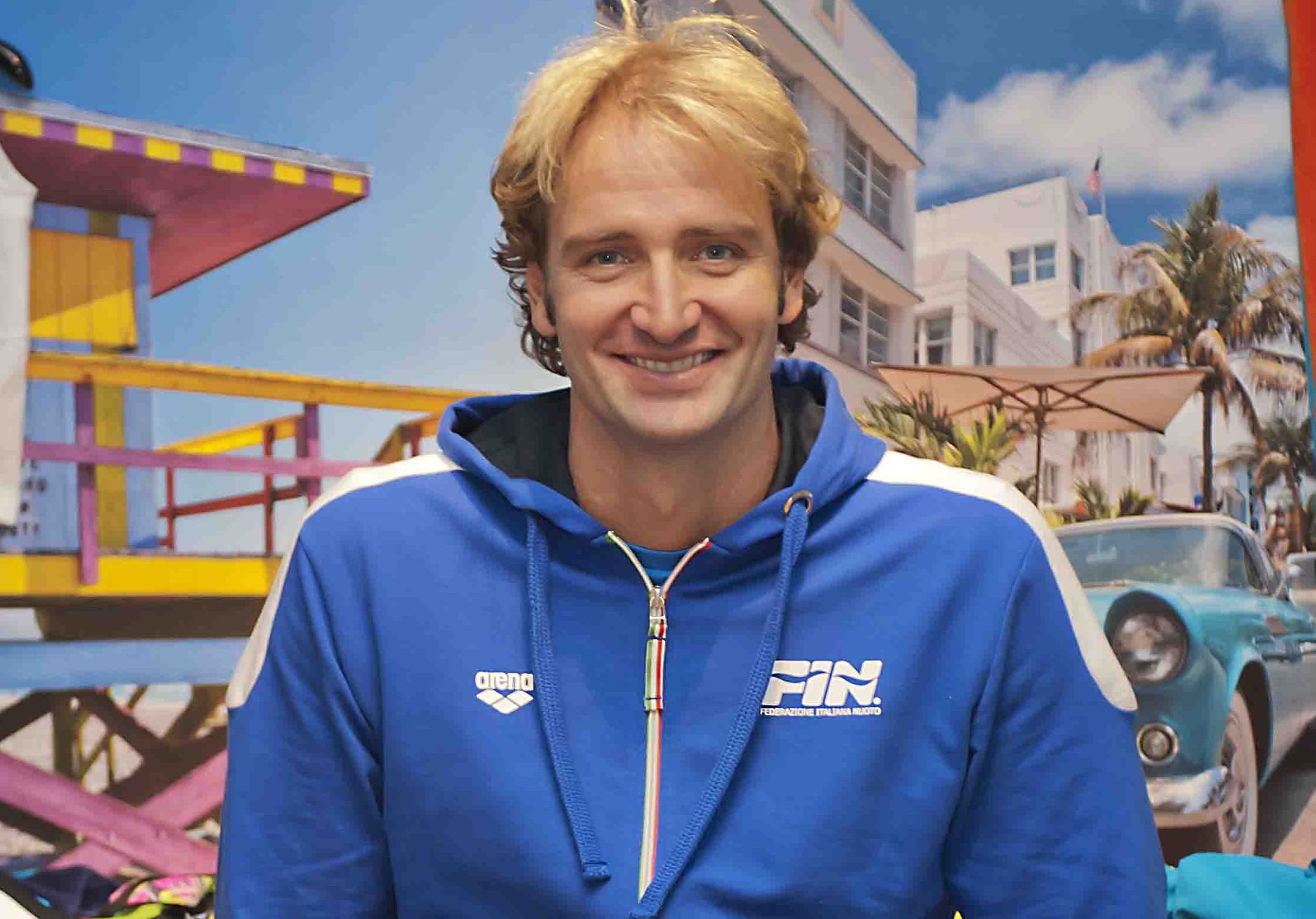 Lo sport e la promozione della salute con Massimiliano Rosolino