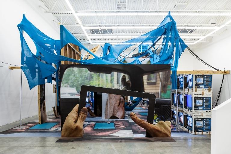 Al Siena Art Institute: il corpo e le Apps, riflessioni d'artista