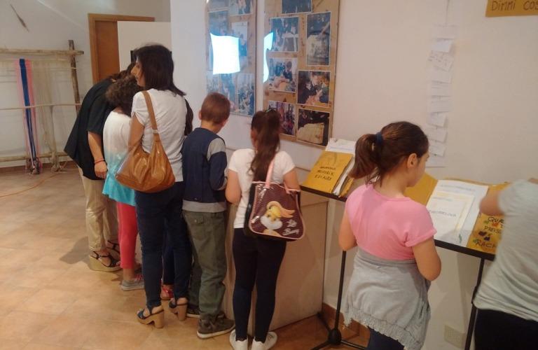 Cetona: riscoperta di storia e tradizioni con la creatività dei bambini