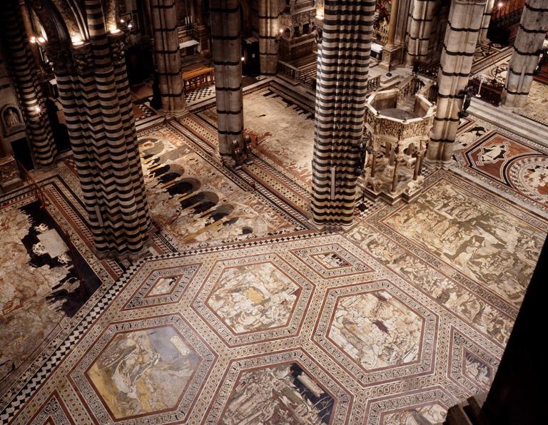 Il Pavimento del Duomo: un capolavoro da scoprire