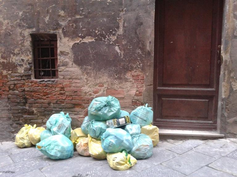 """M5S Siena: """"A proposito della TARI e del compostaggio domestico…"""""""