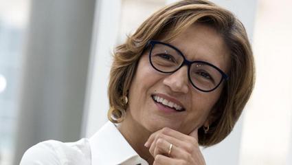 Mariastella Gelmini (FI) a Casole d'Elsa