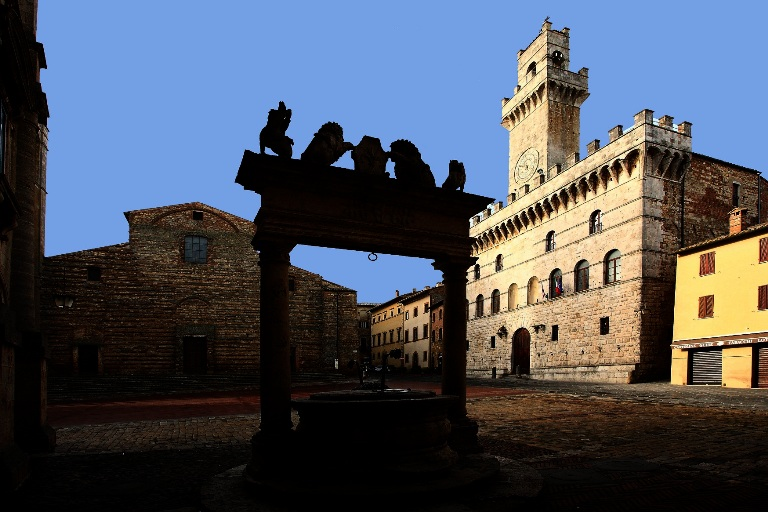 montepulciano Home Page