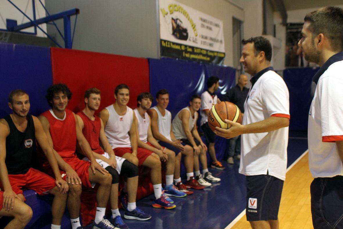 Virtus Siena: ripresa la preparazione per il campionato