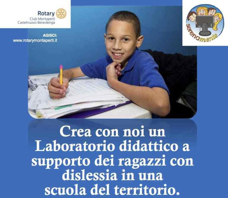 Concerto per un laboratorio per ragazzi con DSA in una scuola del territorio