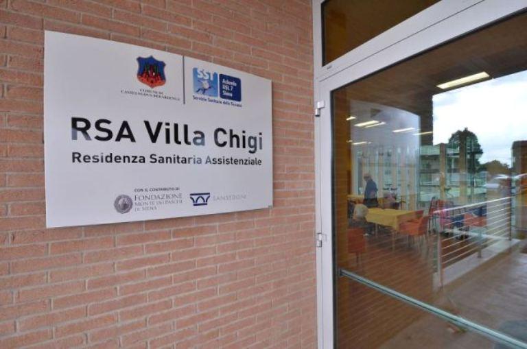 Castelnuovo Berardenga: la Residenza sanitaria assistita apre le porte alla comunità