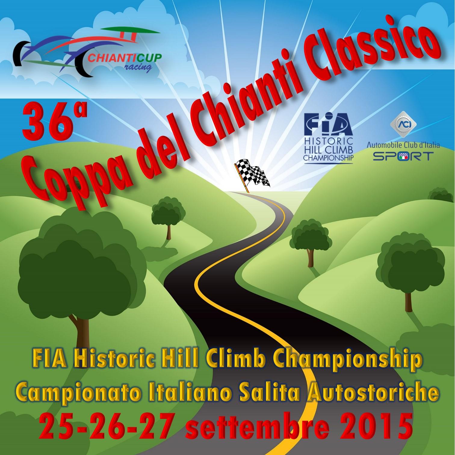 Coppa del Chianti Classsico: verso la cronoscalata
