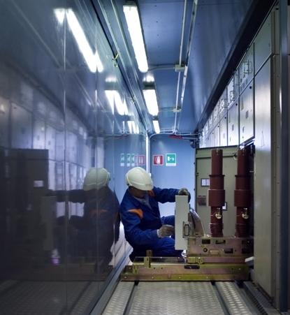 Poggibonsi: Enel potenzia la rete elettrica nella zona industriale