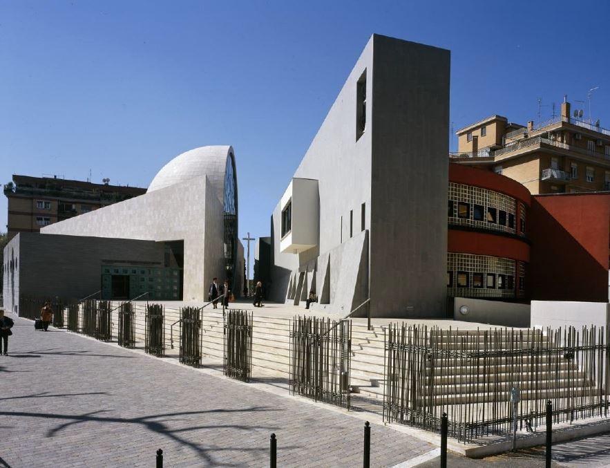L architettura contemporanea e lo spazio del sacro di for L architettura moderna