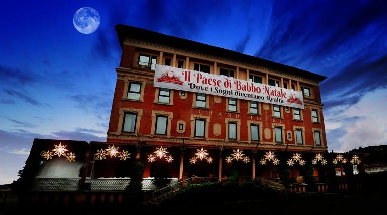 Casa Di Babbo Natale Chianciano.Chianciano Terme Viaggio Nel Paese Di Babbo Natale Il Cittadino