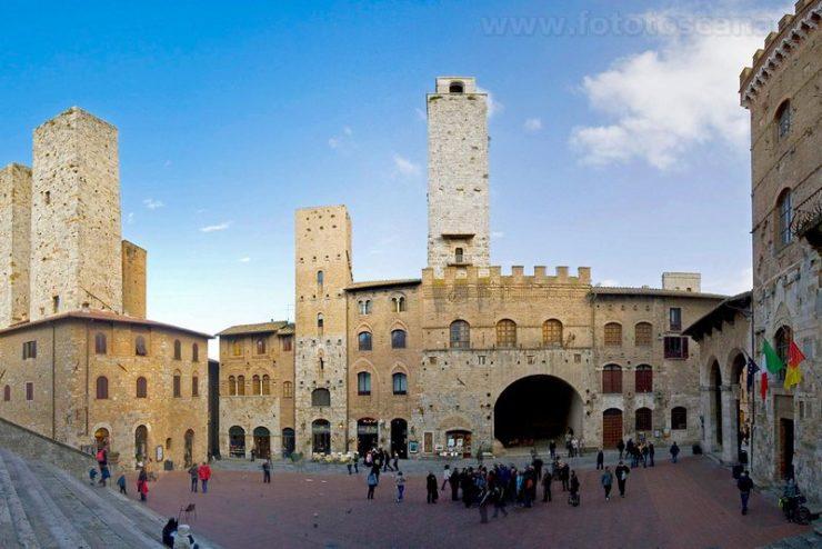 San Gimignano: un premio per chi conferisce bene i rifiuti