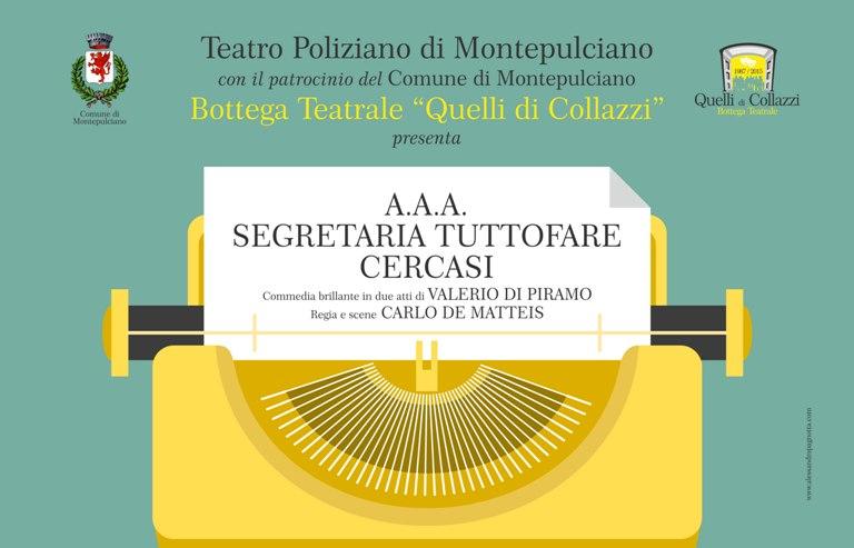 """""""Quelli di Collazzi"""" al Teatro Poliziano di Montepulciano"""