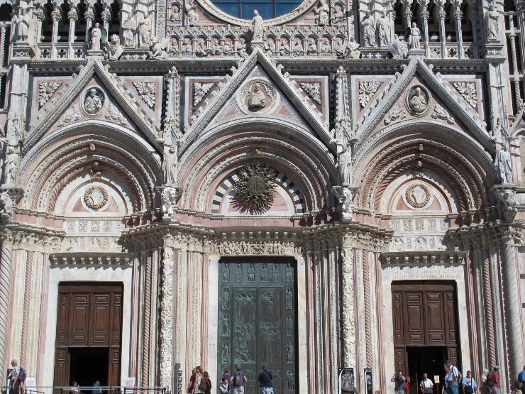 Scoperto un affresco in Duomo