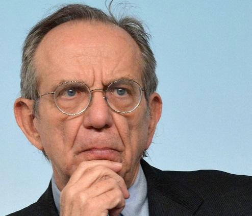 Economia e futuro dell'Italia: Padoan ne parla a Palazzo Patrizi