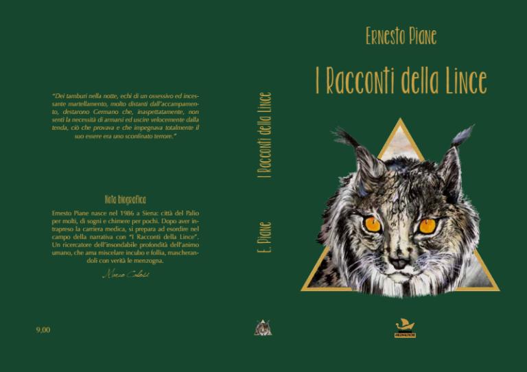 """""""I racconti della lince"""": ai Rozzi si presenta il libro di Ernesto Piane"""