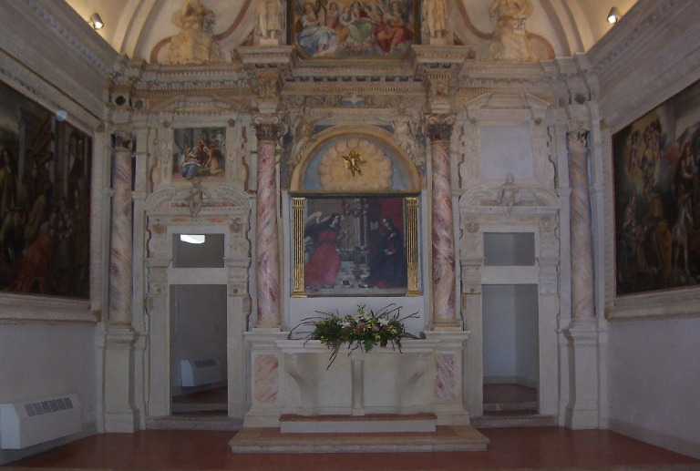Sala Santissima Annunziata2 Home Page
