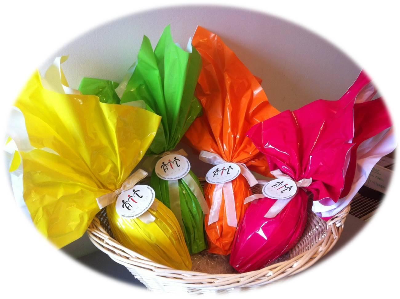 Sostieni AIL con le uova di Pasqua solidali