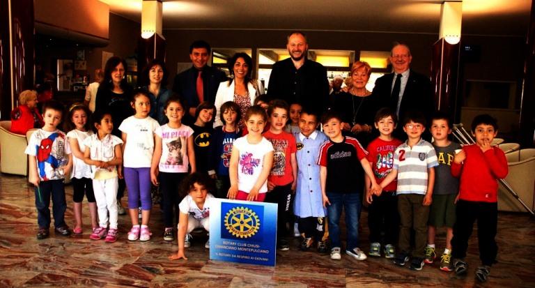 Il Rotary dà respiro ai giovani, seconda edizione