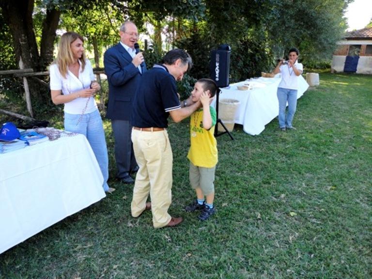 Ippoterapia a Montepulciano: un progetto avviato dal Rotary Club