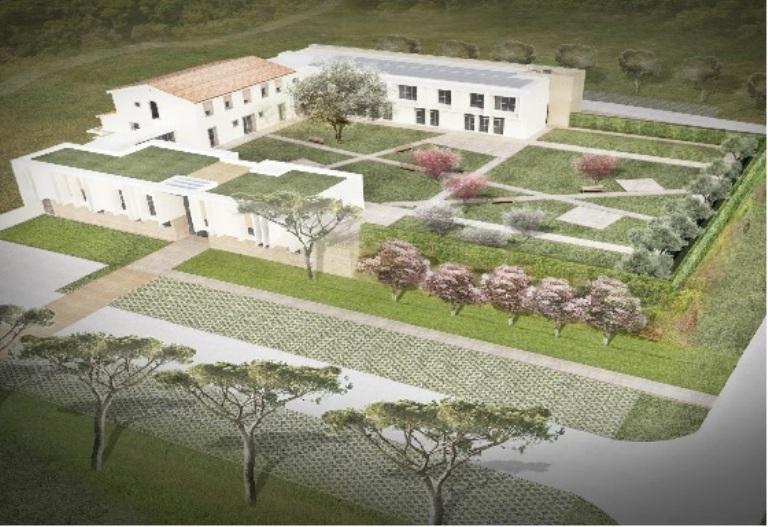 Casa mora la usl toscana sud est ha approvato il progetto for Piani casa del sud della louisiana