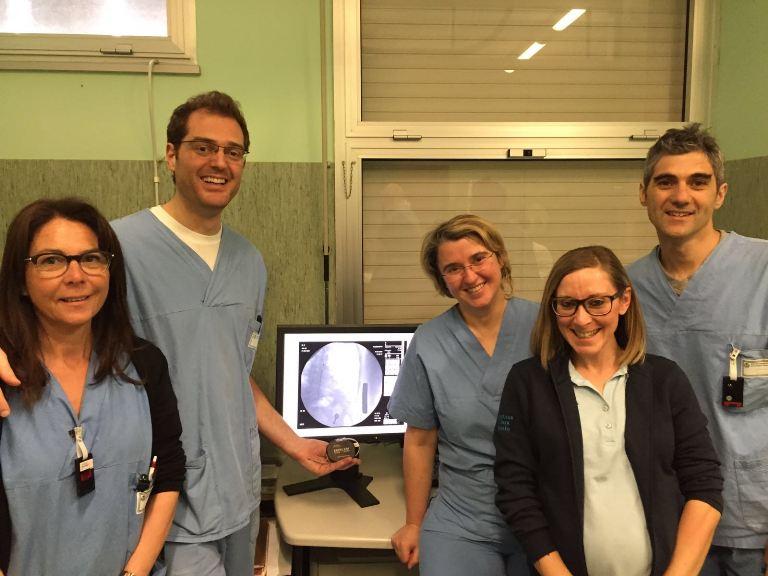 Impiantato a Siena un defibrillatore contro la morte cardiaca improvvisa