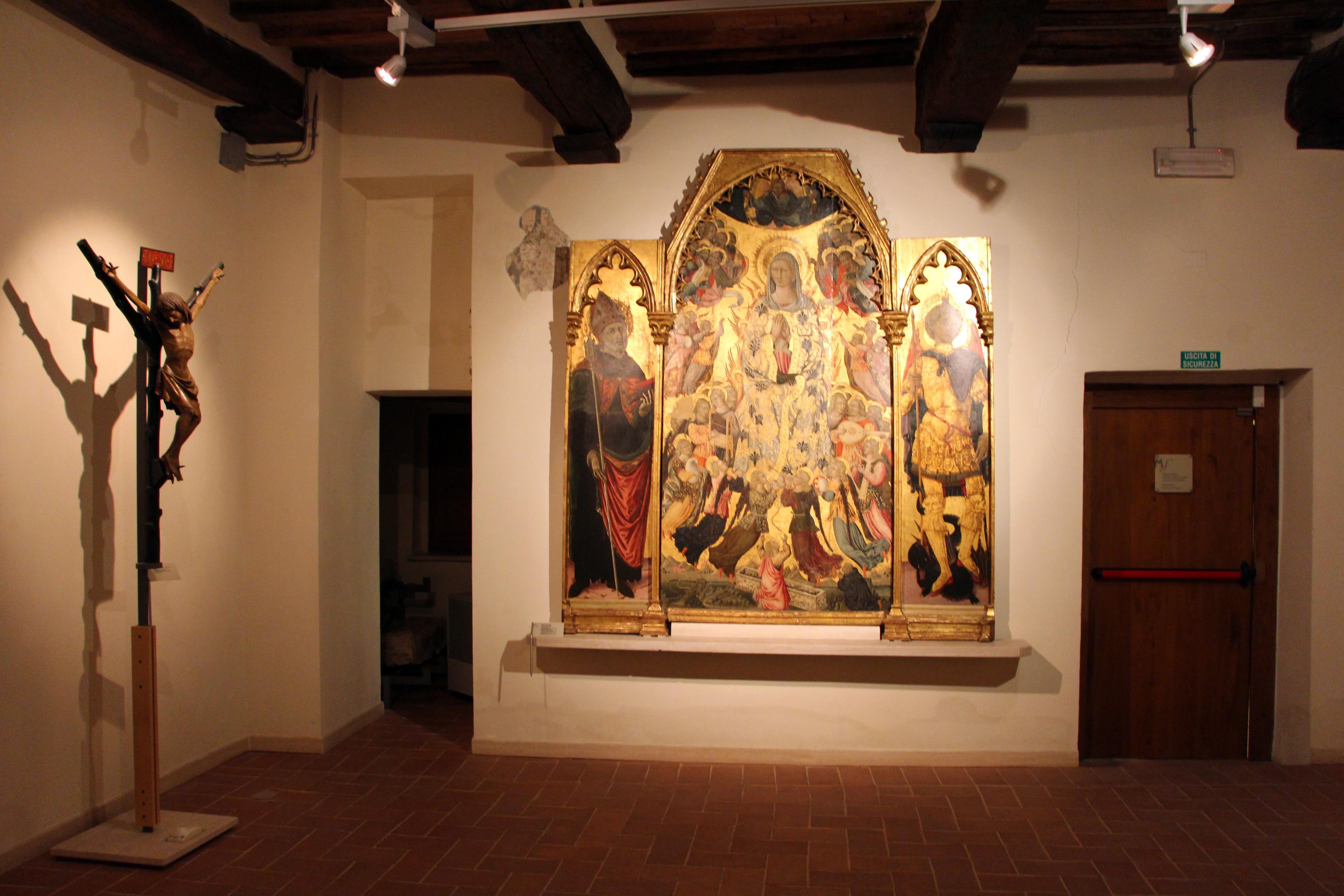Museo Corboli inserito dal Daily Telegraph tra i 15 migliori piccoli musei d'Italia