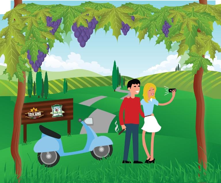 """Cantine Aperte in Toscana: """"Chi Vespa… trova grandi vini"""""""