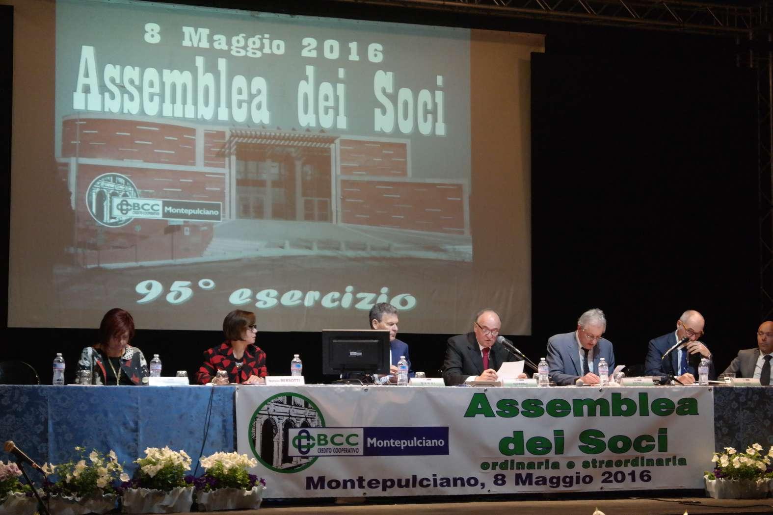 Bcc Montepulciano Nuova Sede e' nata banca valdichiana credito cooperativo di chiusi e