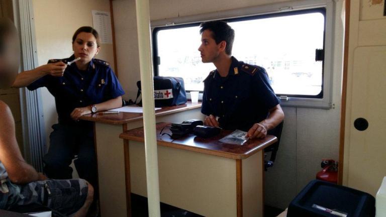 Agenti di Siena e di Firenze divisi in sei pattuglie per monitorare i  veicoli in transito 7f1bc380a8d9